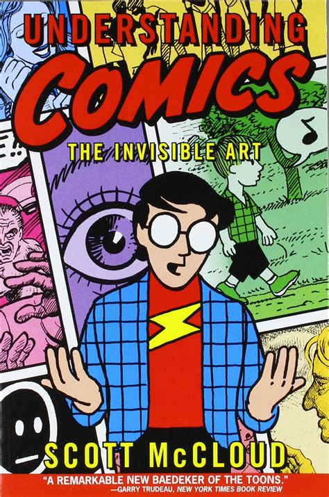 understanding comics the invisible free tools for comic book artists comics for beginners
