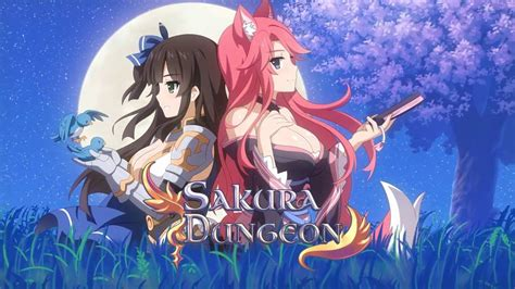 winged cloud s sakura dungeon now available with all ages