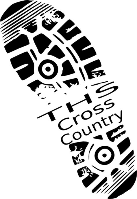 Cross Country Clipart