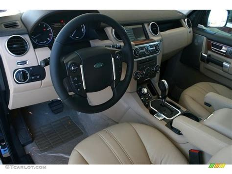 2011 land rover lr4 interior almond arabica interior 2011 land rover lr4 hse photo
