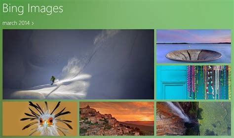 bing wallpapers  bing images app