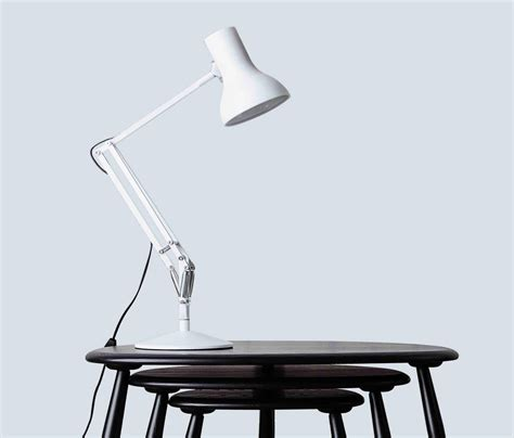 type 75 mini desk l type 75 mini desk lamp 201 clairage g 233 n 233 ral de anglepoise