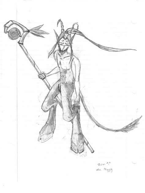 Spell Shaper satyr spellshaper by zmigs on deviantart
