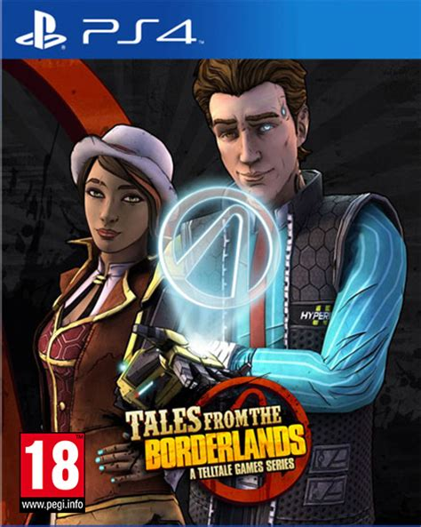 Ps4 Tales From The Borderlands A Telltale Series R2 tales from the borderlands a telltale series ps4 skroutz gr