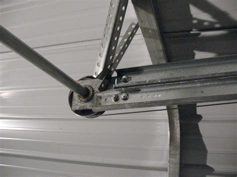 Garage Door Torsion Springs Vancouver Low Headroom Garage Doors With Tracks Dan S