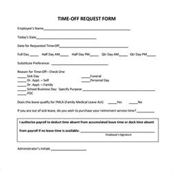 Request Forms Templates by 2016 Vacation Request Form Printable Calendar Template 2016
