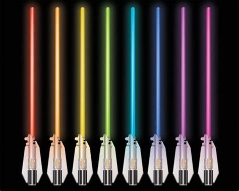 do lightsaber colors anything 1000 ideas about wars light on wars