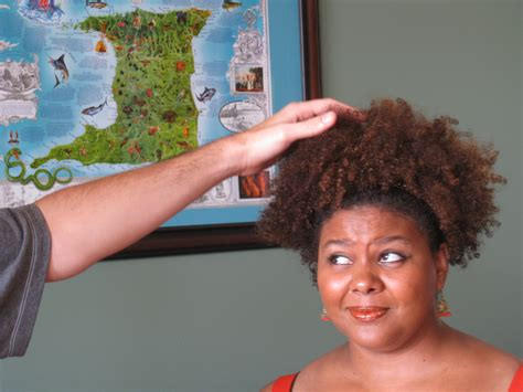 Never Touch A Black Woman Hair | my thoughts on hair touching afrobella