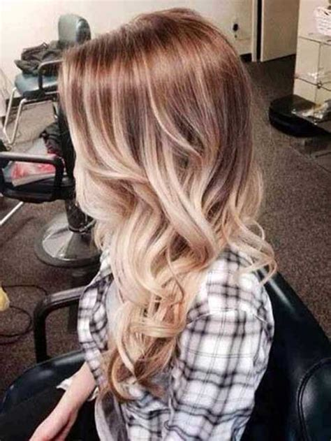 2015 Colour Hair Trends | 35 long hairstyles for summer 2014 2015 hairstyles