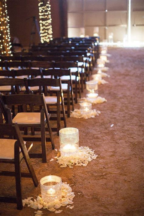 Candle Decorations For Wedding Ceremony by 40 Diy Barn Wedding Ideas For A Country Flavored Celebration