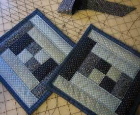 Free Quilted Potholder Pattern by Janelwashere Quilted Potholders