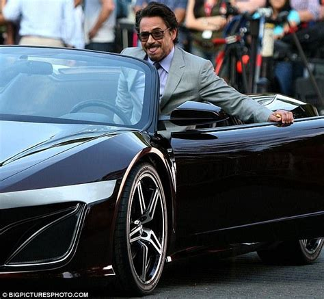 acura supercar avengers image gallery iron man nsx