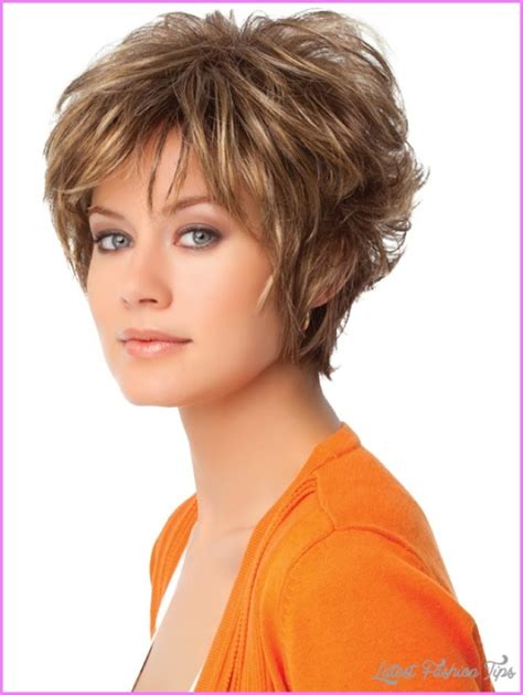 haircuts for oval shape 60 years hairstyles for heavier women latestfashiontips com