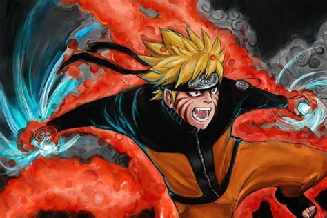 wallpaper bagus naruto naruto rasengan wallpapers wallpaper cave