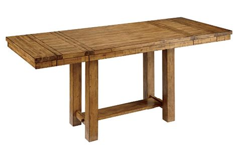 counter height dining room furniture krinden counter height dining room table