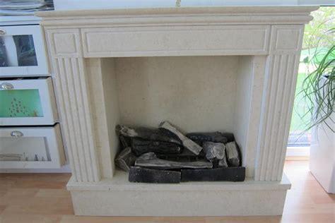kamin darmstadt marmor kaminofen ohne schornstein inkl powerflame system
