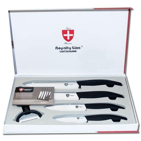 Knife Set Royalty Line without support royalty line rl 3tst 4pcs knife set
