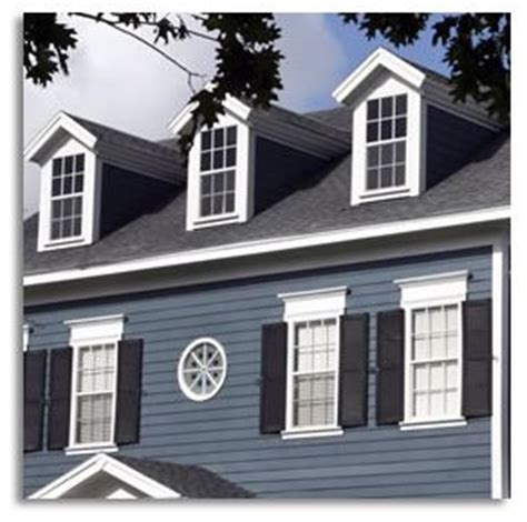 Slate Blue House New House Colors For The Home Pinterest Exterior Colors