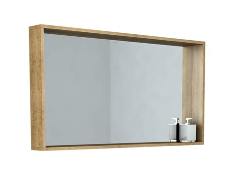 oak framed bathroom mirror omvivo venice 1200 arlington oak box frame mirror