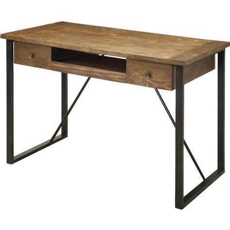 industrial style computer desk poe industrial style computer desk free shipping today