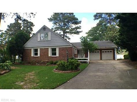 virginia beach houses for sale 601 charlecote dr virginia beach virginia 23464 foreclosed home information