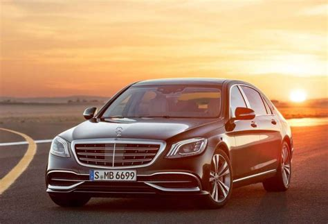 maybach interni mercedes maybach classe s restyling 2018 interni motori