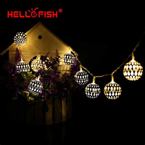 popular fish string lights buy cheap fish string lights