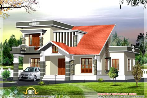 contemporary house plan kerala style modern contemporary house 2600 sq ft