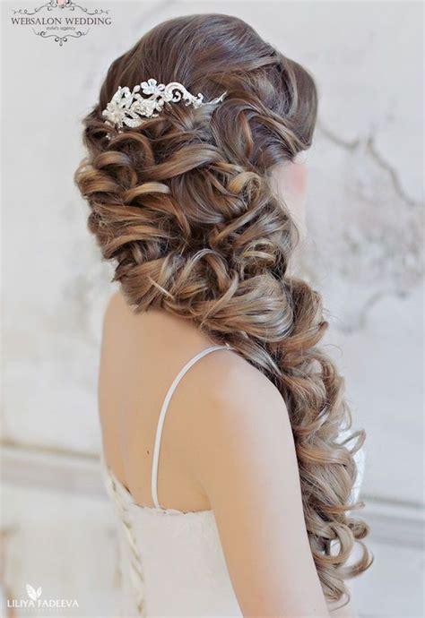 10 preciosos peinados de novia que te encantar 225 n bodas