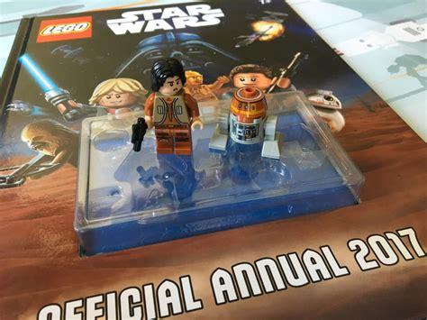lego wars official annual 2017 avec ezra bridger et