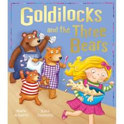 Goldilocks And The Three Bears Pop Up Book by Little Tiger Press Goldilocks And The Three Bears