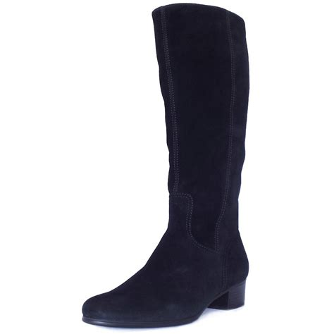 21 cool black suede boots for sobatapk