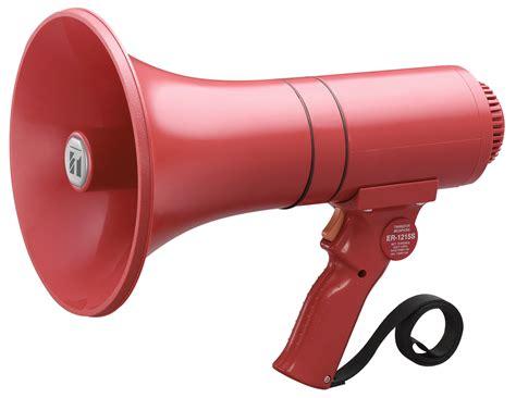 Speaker Toa Megaphone Er 1215s Toa Corporation