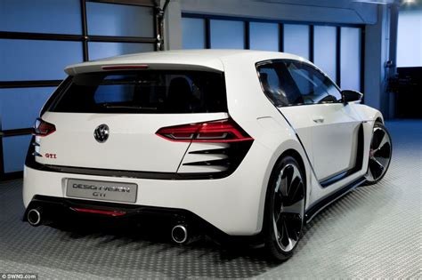 design vision volkswagen golf design vision gti costs a staggering 163 3 4m