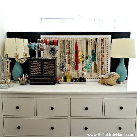 i m getting organized starting with jewelry