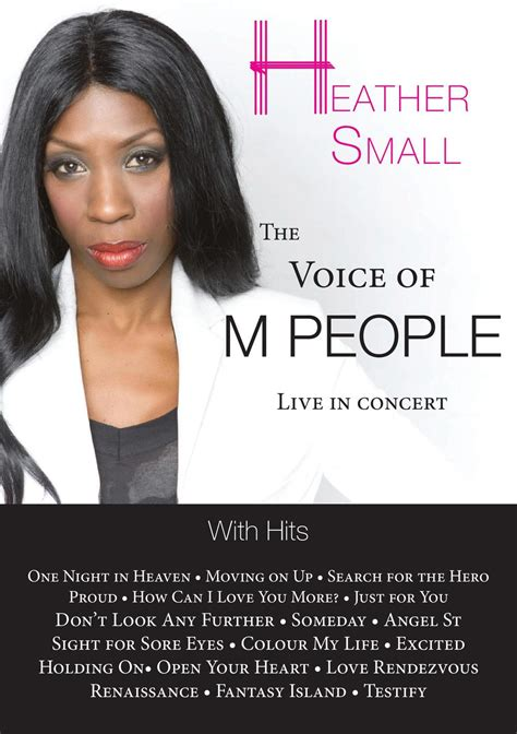M Search For The Small 2016 Tour Announced Small The Voice Of M