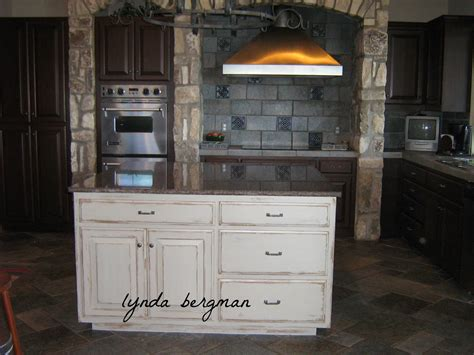 distressed wood kitchen cabinets lynda bergman decorative artisan white kitchen cabinets