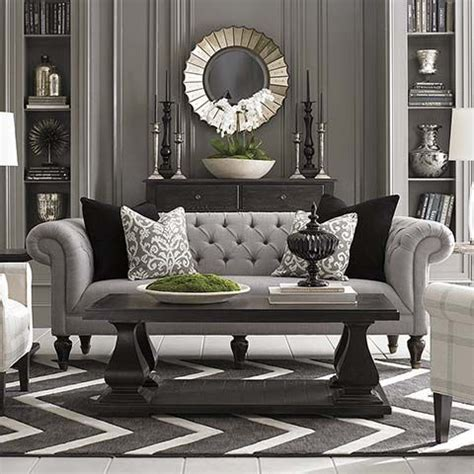 grey sofa black table the classic gray sofa and black table plus the decor