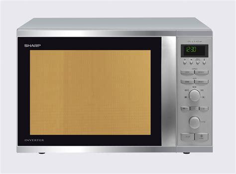 Sharp Microwave R 21d0sin Hitamsilver technik zu hause sharp kombi gro 223 raum mikrowelle 3 in 1