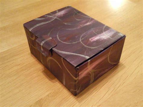 Handmade Jewellery Box - closed handmade jewellery box by imphotosynthesising on