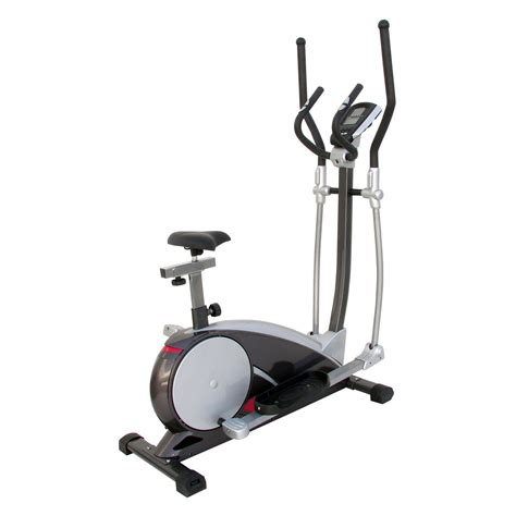elliptical with seat ch deluxe elliptical dual trainer with seat