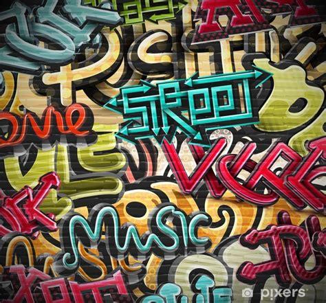 graffiti background wall mural pixers    change
