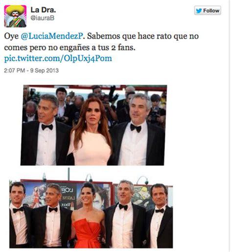 Lucia Mendez Meme - provoca burlas imagen de lucia m 233 ndez en redes sociales