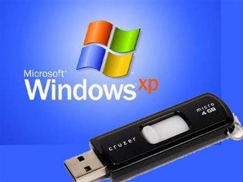 cara membuat bootable usb untuk windows xp cara membuat bootable burning windows xp dengan flashdisk