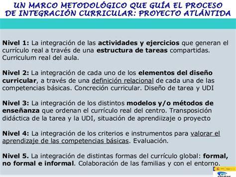 Diseño Curricular Por Competencias El Reto De La Evaluación Proceso Elaboracion Udi Rioja 1 Abril