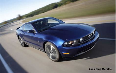 2010 mustang colors 2010 ford mustang colors with photos page 2