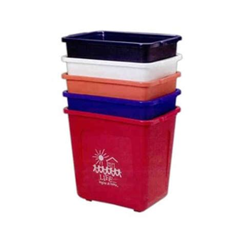 small waste baskets small desk side waste baskets custom printed with your logo