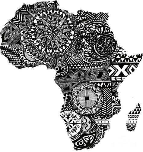 african pattern tattoo africa by design by laura kayon