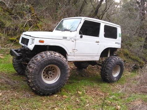 suzuki samurai rock crawler suzuki samurai rock crawler for sale savings from 4 633