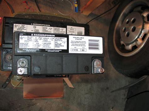 porsche 944 battery size battery size rennlist porsche discussion forums